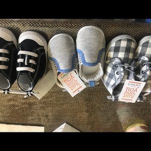Other - 3 pair of baby shoes